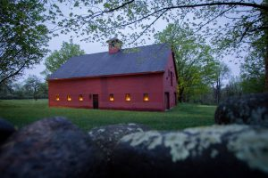 Farmhouse in New Hampshire