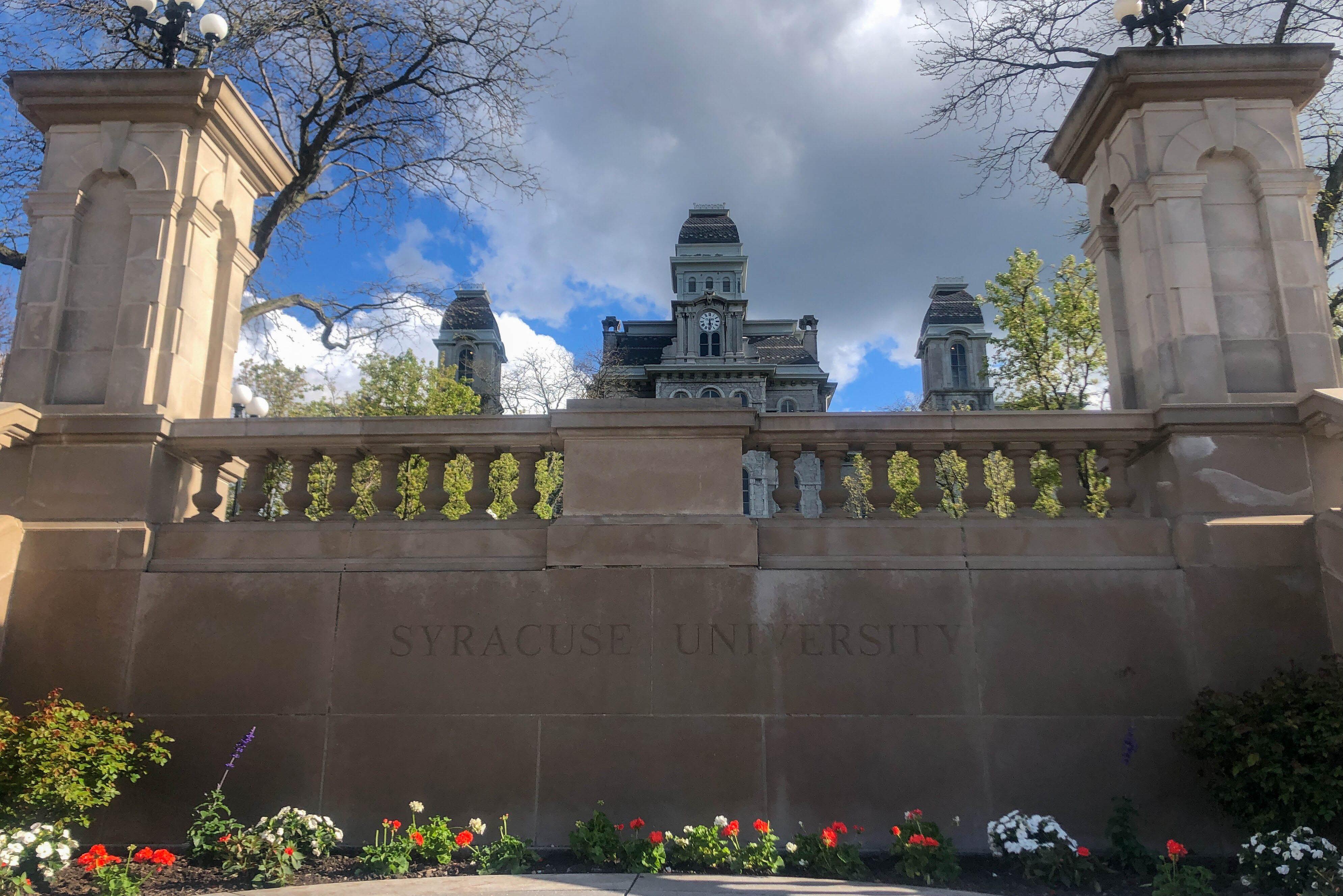 Syracuse University architecture