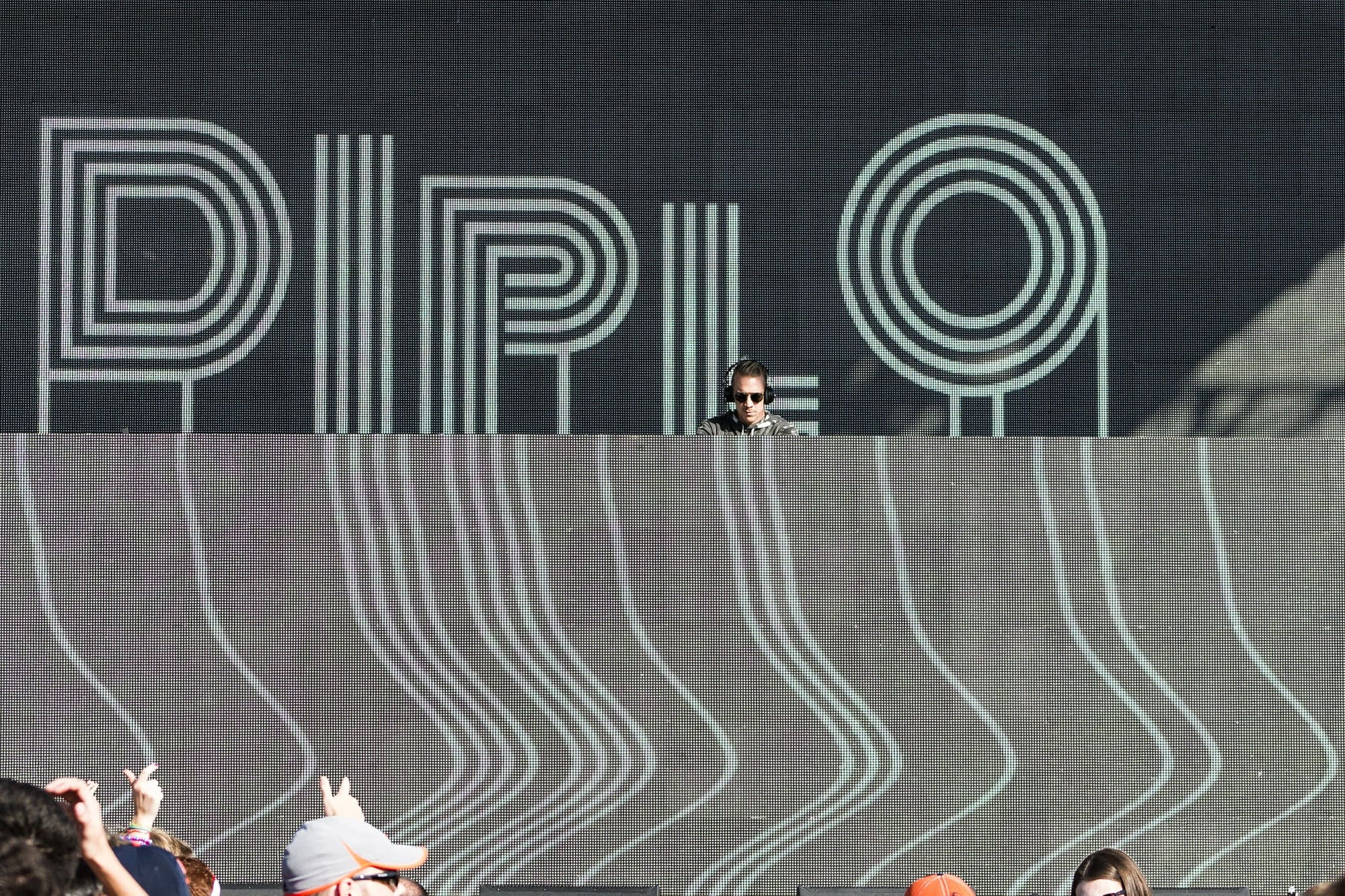 Diplo at Juice Jam 2017