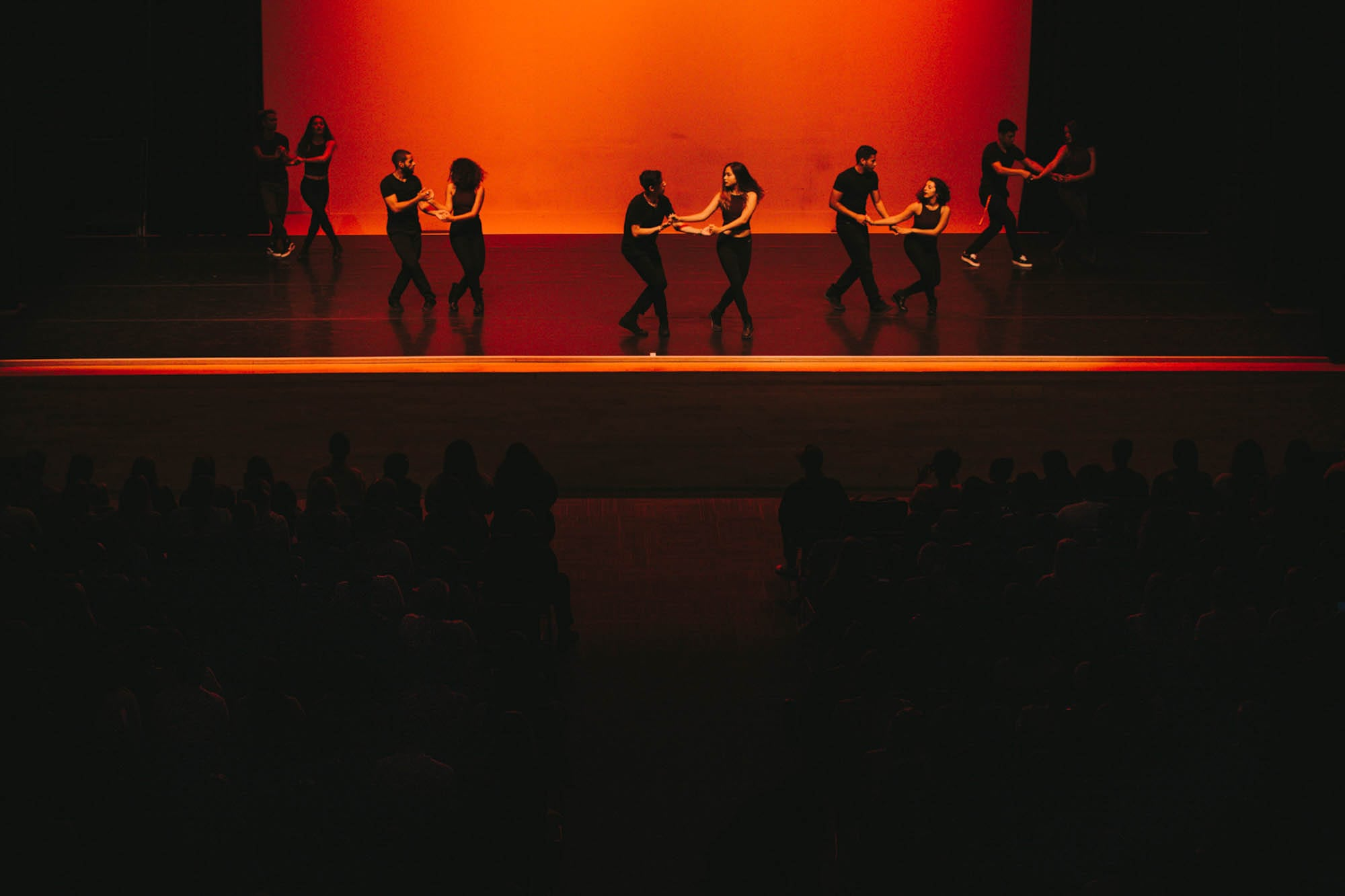 DanceWorks homecoming showcase