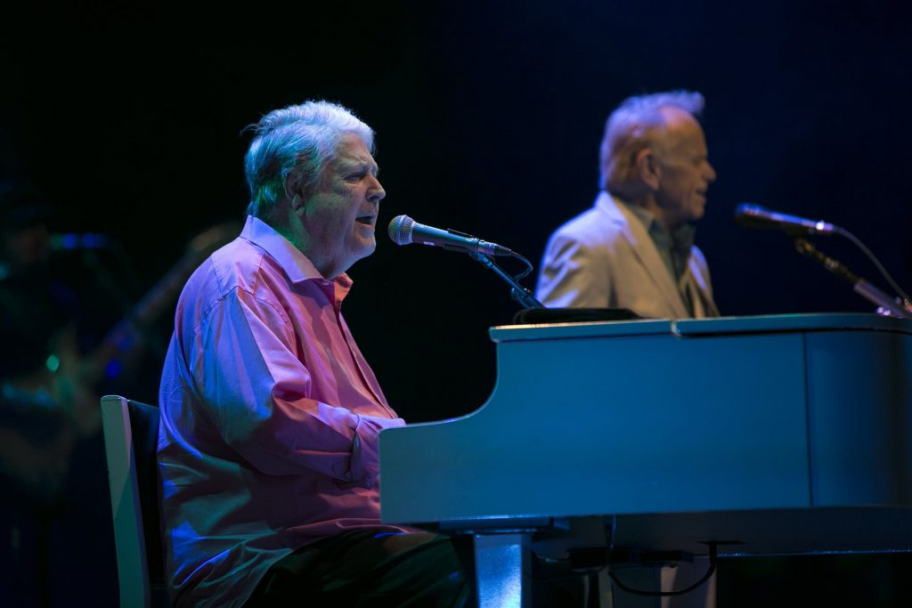 Brian Wilson performs at OnCenter
