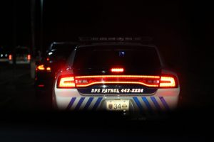 DPS Patrol car