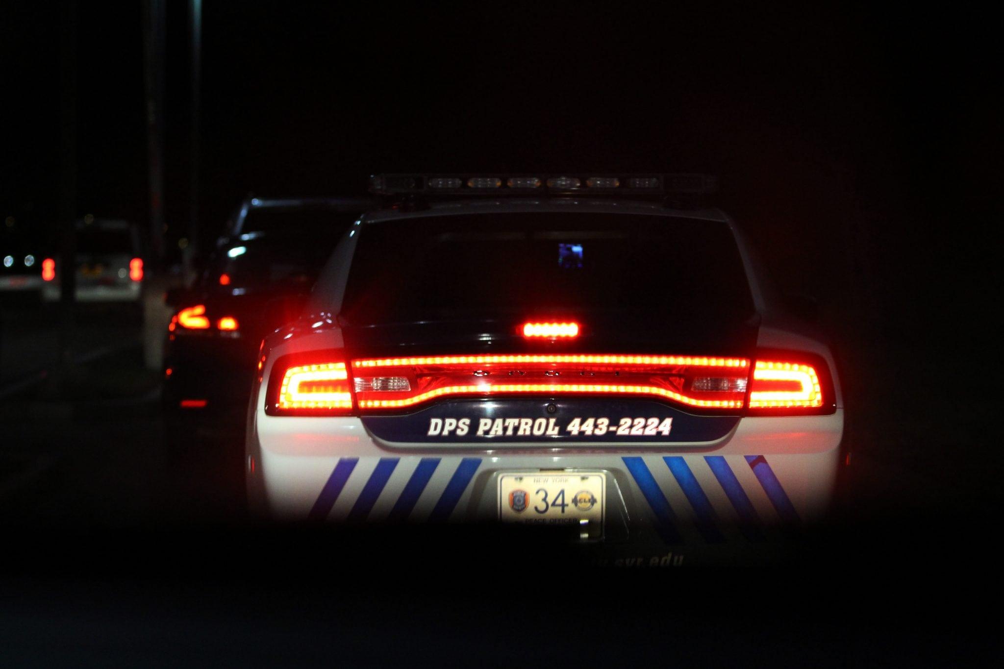 DPS Patrol car