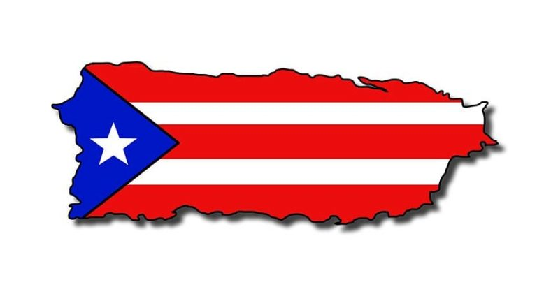 Puerto Rico Illustration