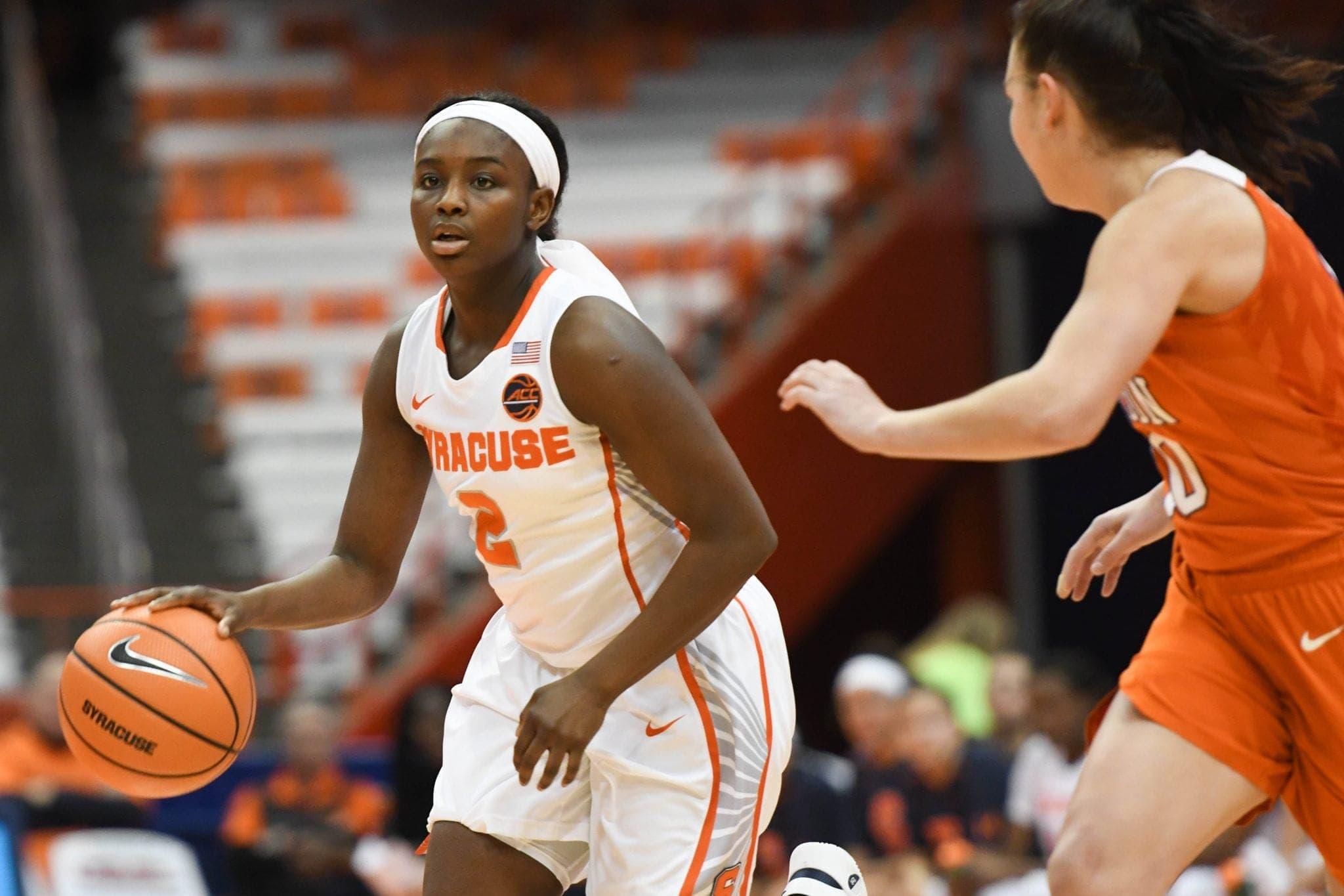 Women's basketball versus Clemson