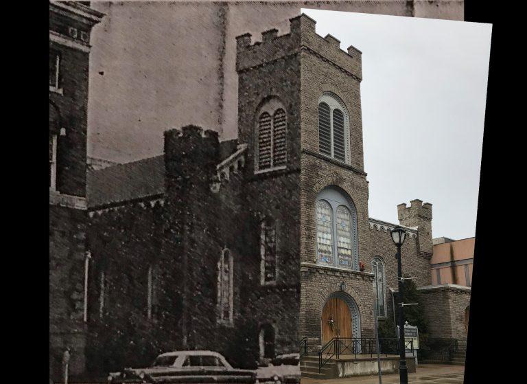 First Presbyterian - Buffalo, New York - Old and New