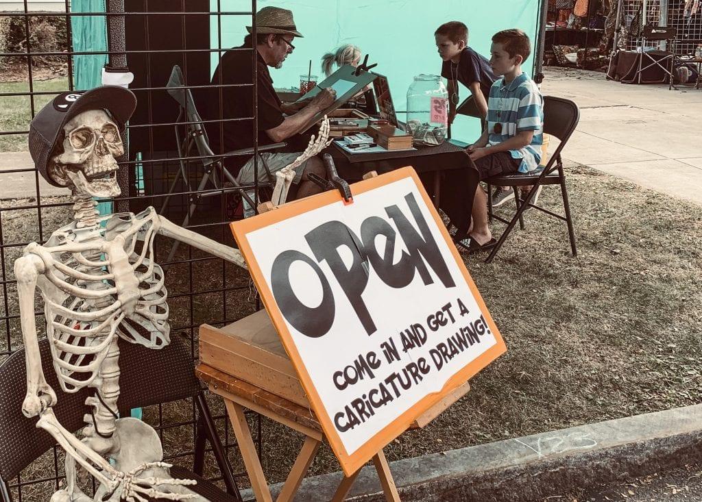 Westcott Street Cultural Fair.