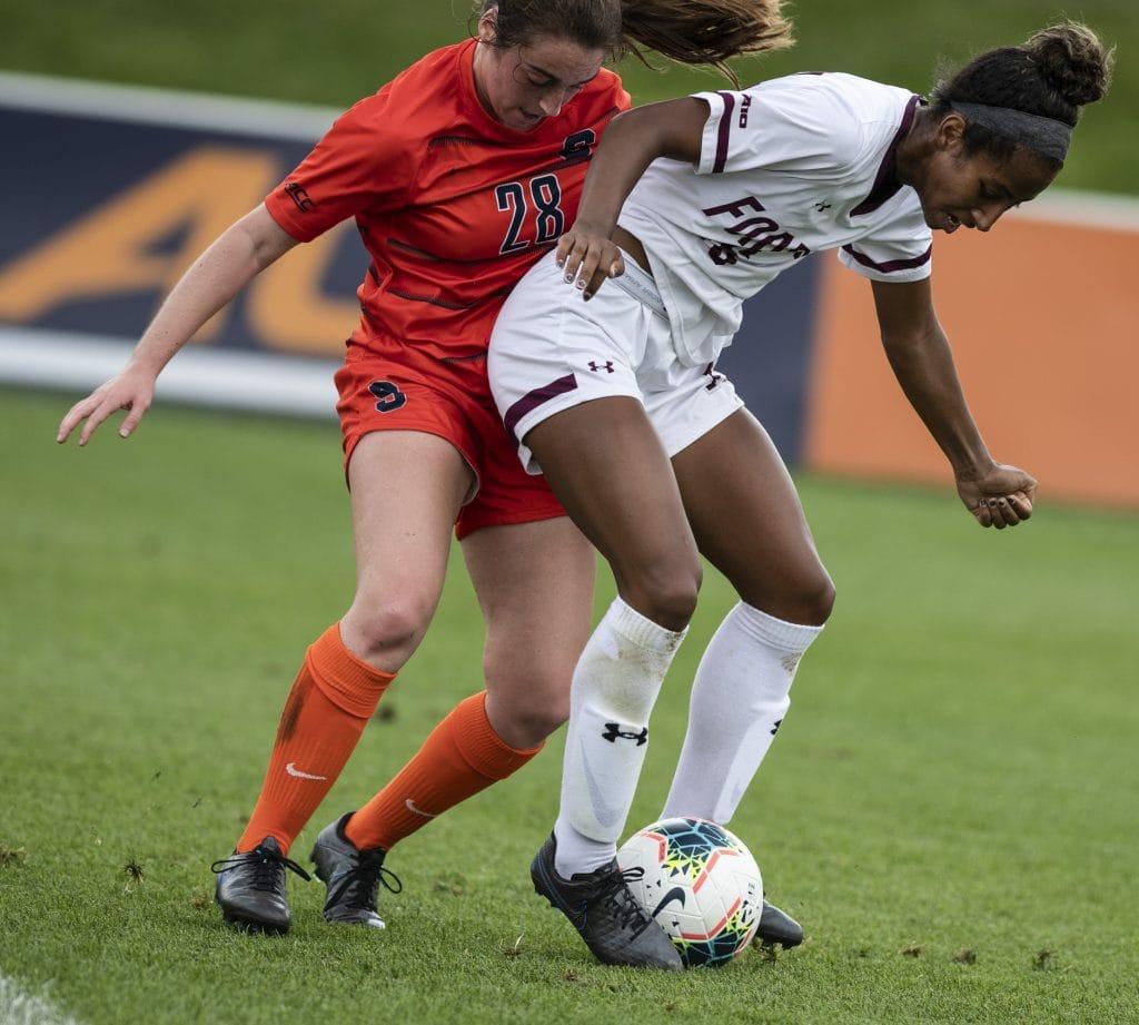 SU Women's Soccer