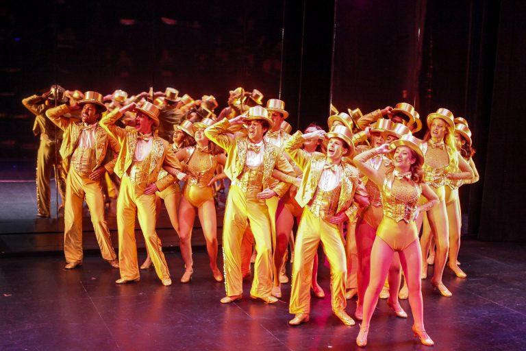 "SU Drama Department presents ""A Chorus Line"" in October 2019"
