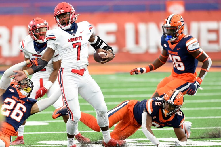 The Orange takes on theBlue Devils on Saturday, Oct. 10, 2020, at the Carrier Dome