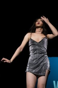 Brian Chau, performing as Vita Vanitea, was one of the four finalists to perform at Syracuse University's 18th annual Drag Show finals on Thursday, February 20th.
