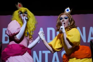 Syracuse University's Pride Union held the 18th annual Drag Show preliminaries on Thursday, February 6th. It was hosted by BellaDonna and Fantasia.