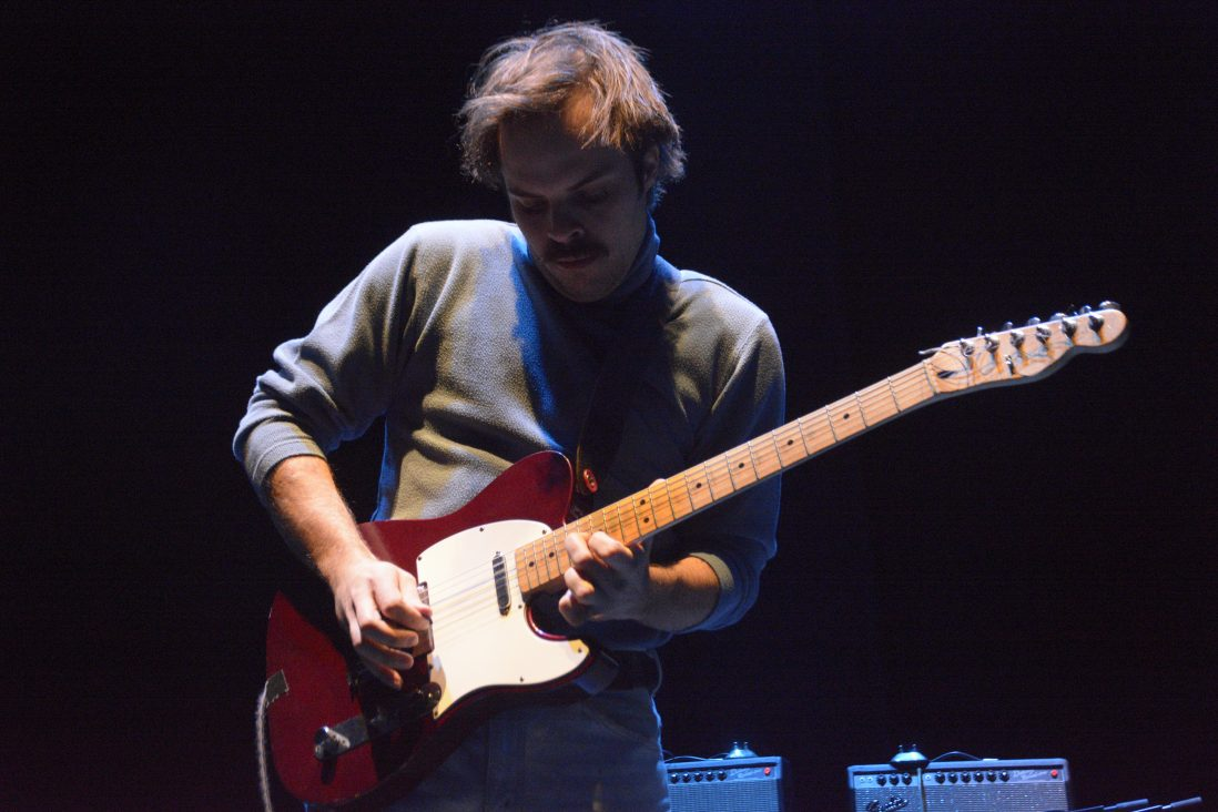 Peach Pit concert at Cornell -