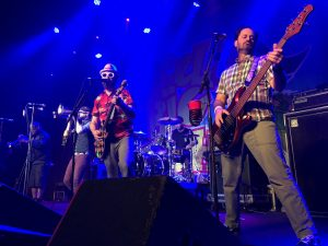 Reel Big Fish on March 4, 2020 at the Westcott Theater in Syracuse