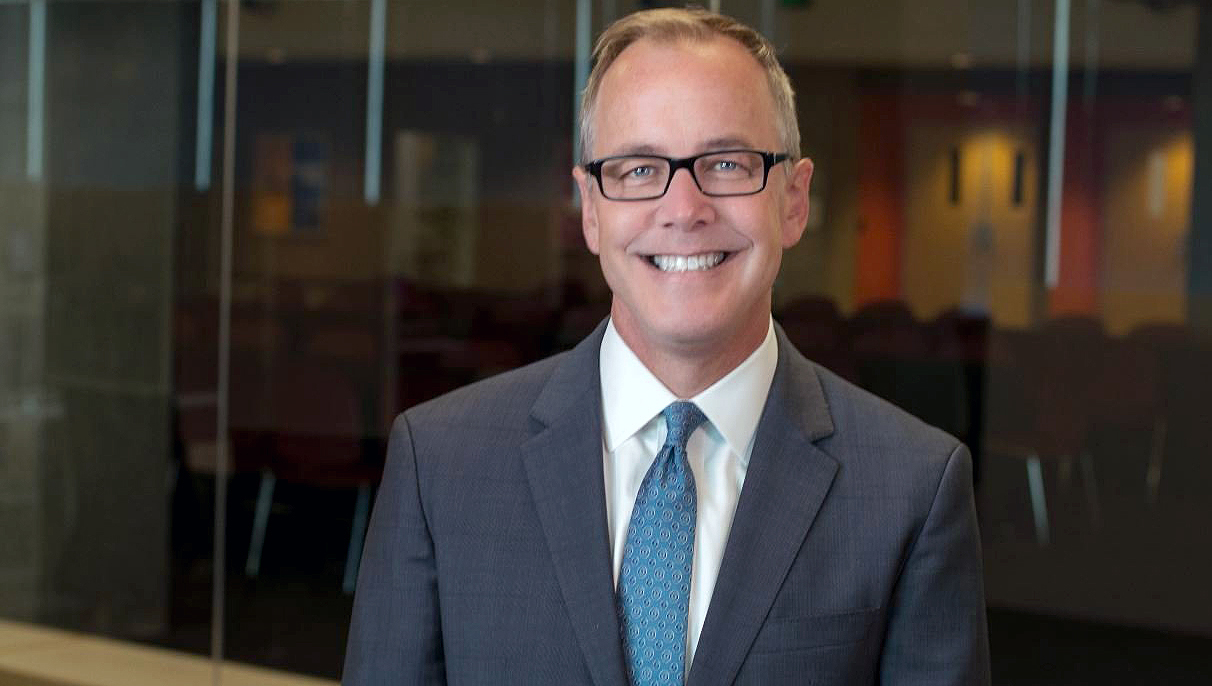 Mark Lodato named Newhouse School dean on March 23, 2020.
