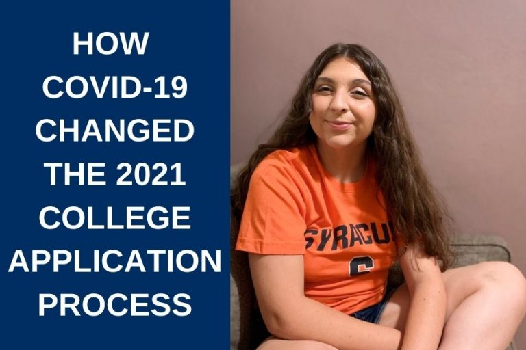 Nottingham High School senior Ilaria Terrinoni will attend Syracuse University in the fall to study biotechnology and international business.