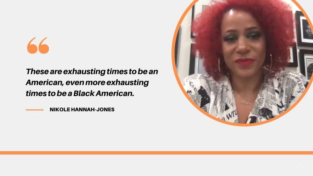 Nikole-Hannah Jones