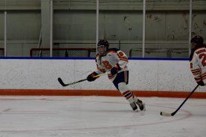 Syracuse women's ice hockey Anna Leschyshyn