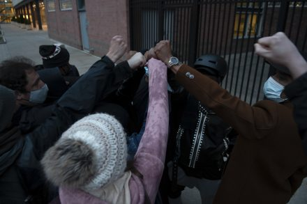Celebration After Derek Chauvin Found Guilty on All Counts