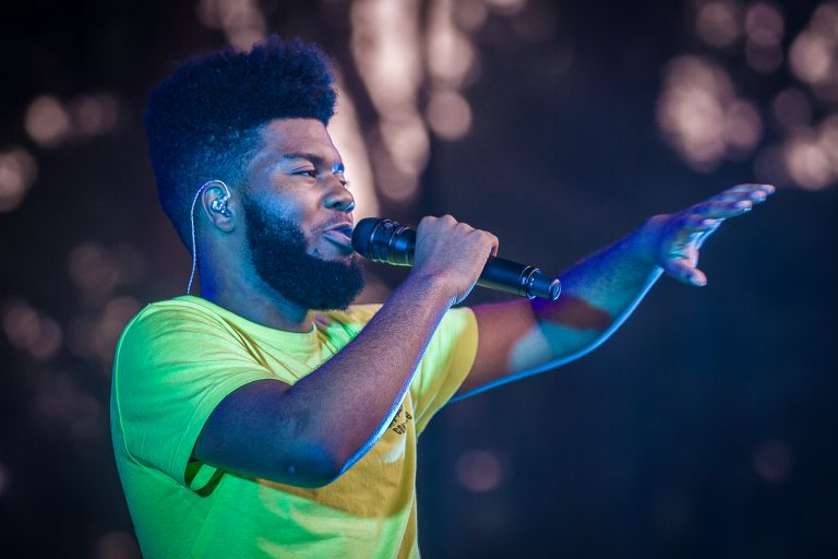 Khalid at the Marymoor Park Concerts in Redmond, Wash., in July 2017.