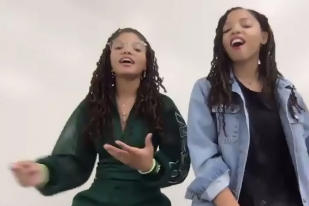 Chloe X Halle on virtual concert for SU students on Nov. 13, 2020