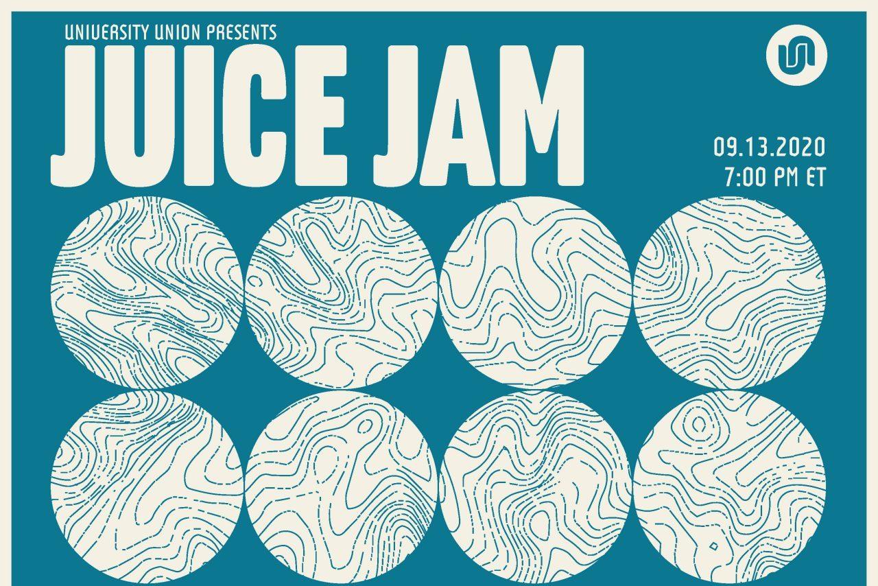 Juice Jam 2020 Poster