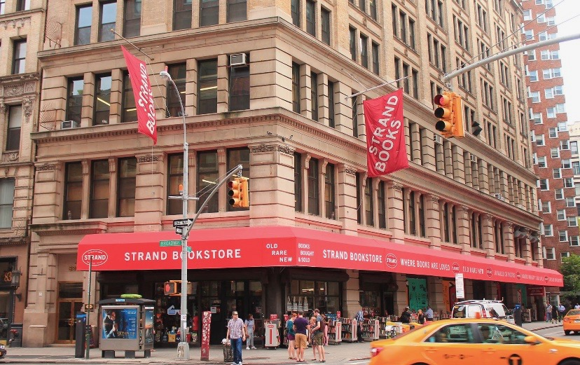 The Strand Bookstore in New York, N.Y.