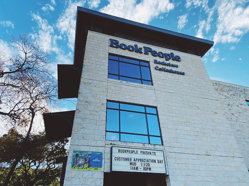 BookPeople in Austin