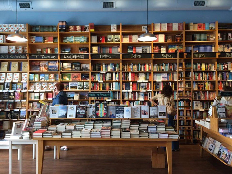 Parnassus Books in Nashville