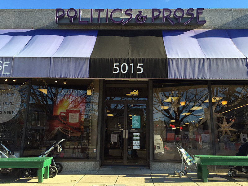 Politics & Prose in Washington, D.C.