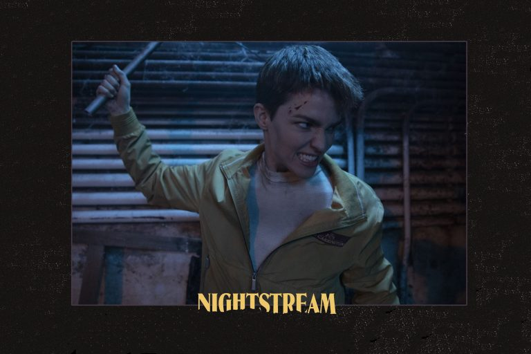 "Nightstream Film Festival - Day 1 - Ruby Rose in ""The Doorman"""