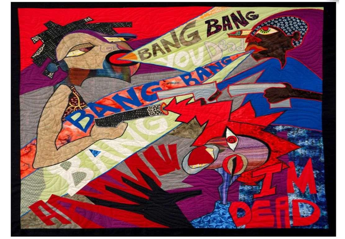 """Ellen Blalock """"Bang_Bang, you Dead!"""""""
