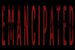 """Emancipated"" documentary title screen"