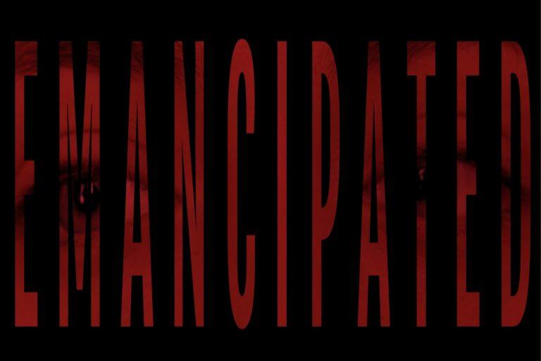"""Emancipated"" documentary title screen"
