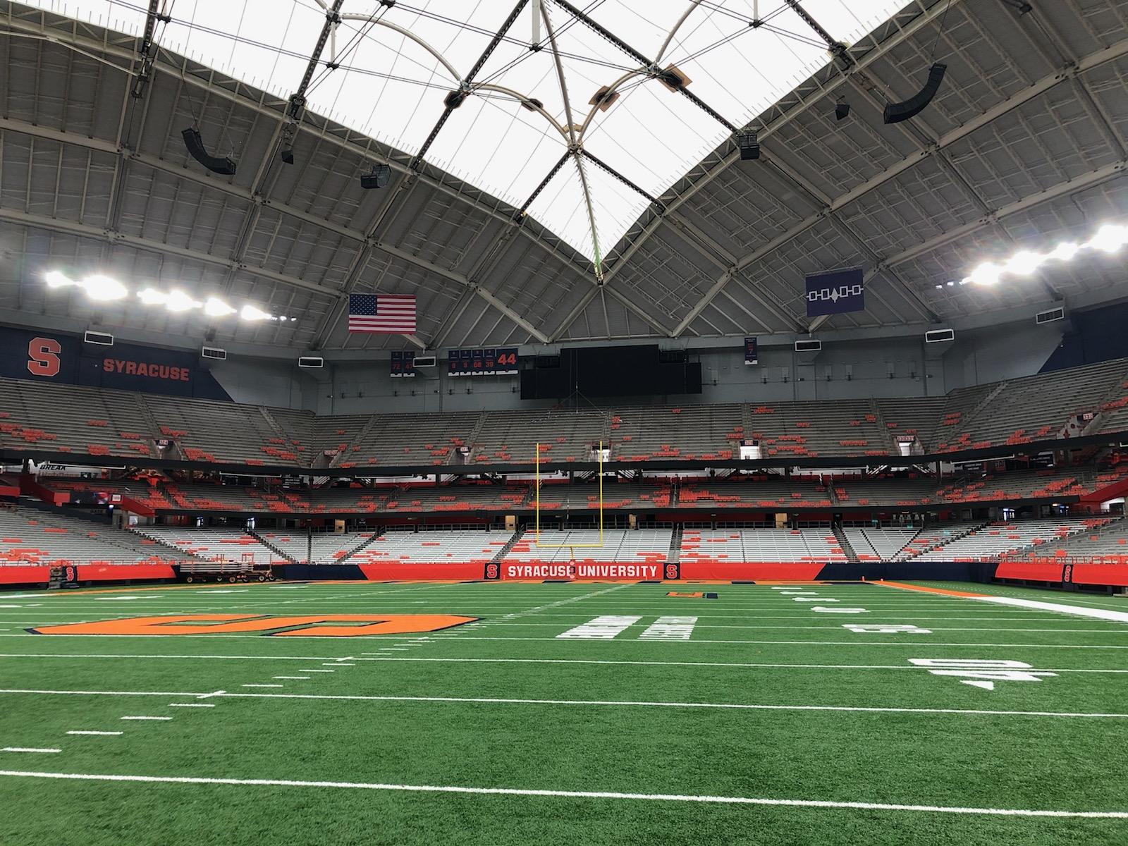 The Dome at Syracuse University