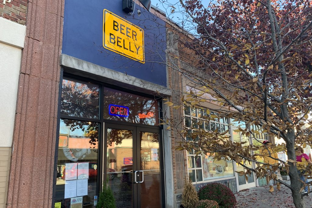 Beer Belly Deli and Bar on Westcott Street