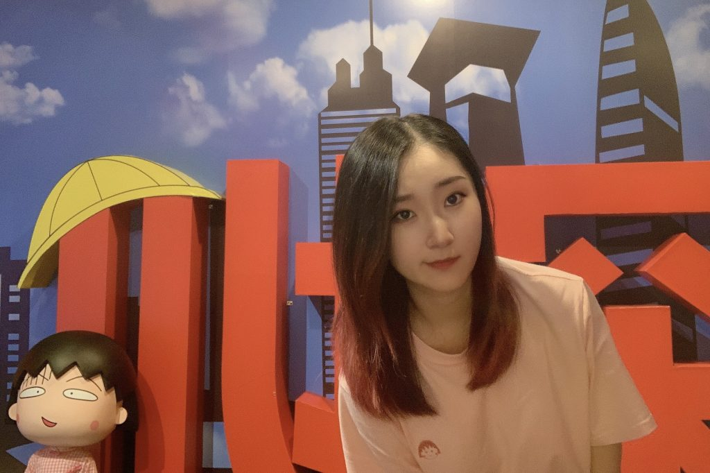 SU Rebecca Jin visited Guangzhou, China, this October to meet up with friends during her gap year.