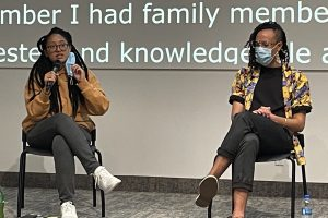 Ariana Brown, Alan Pelaez Lopez host intersectional poetry reading