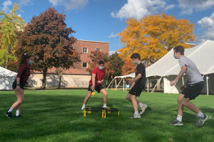 Spikeball: 7 Ways to Maintain Your Mental Health This Semester During COVID-19