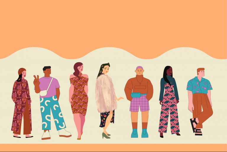 Back-to-school fashion 2021
