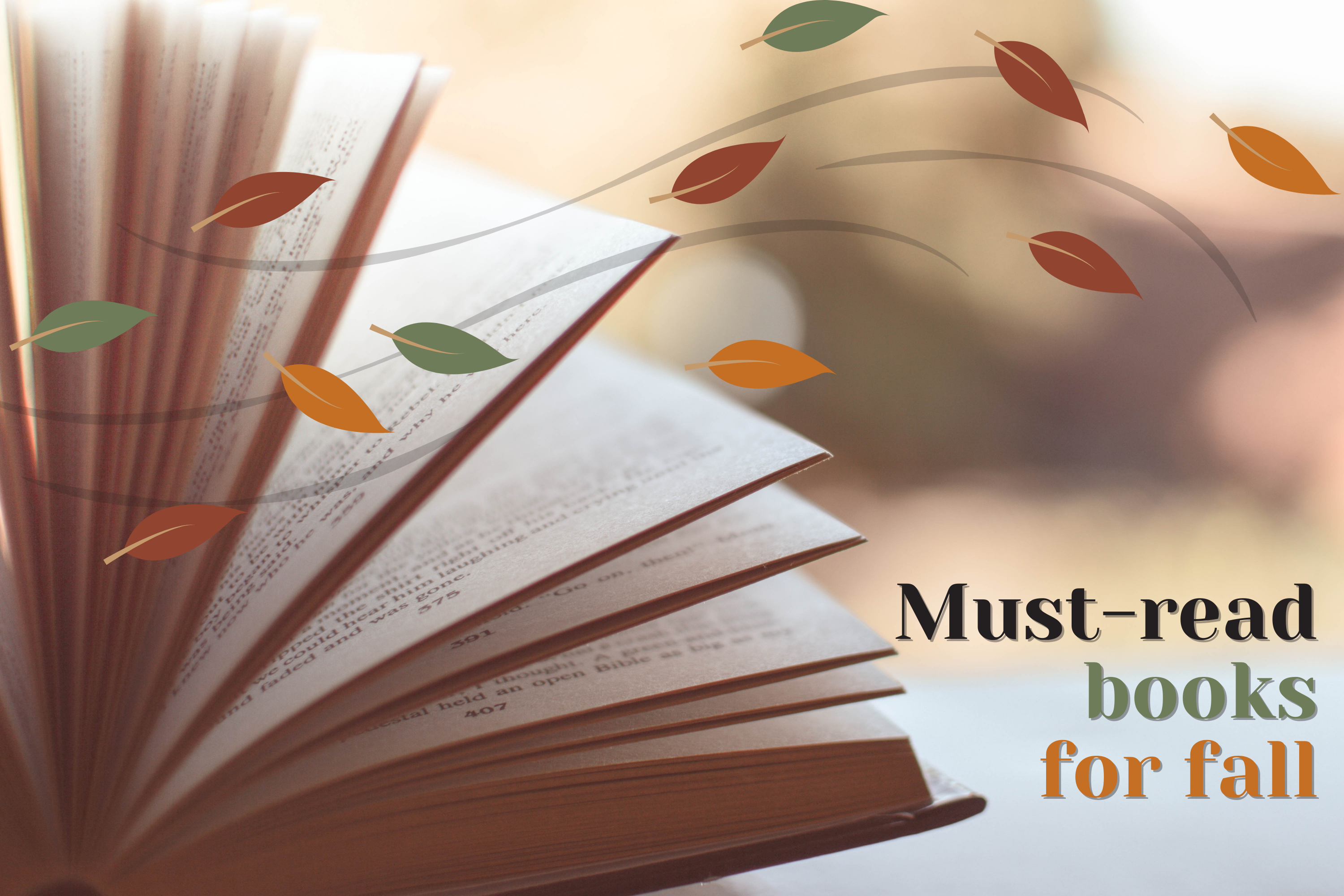 Must-red books for fall 2020