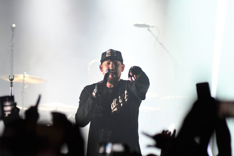 Good Charlotte live in Syracuse on Oct. 27, 2018