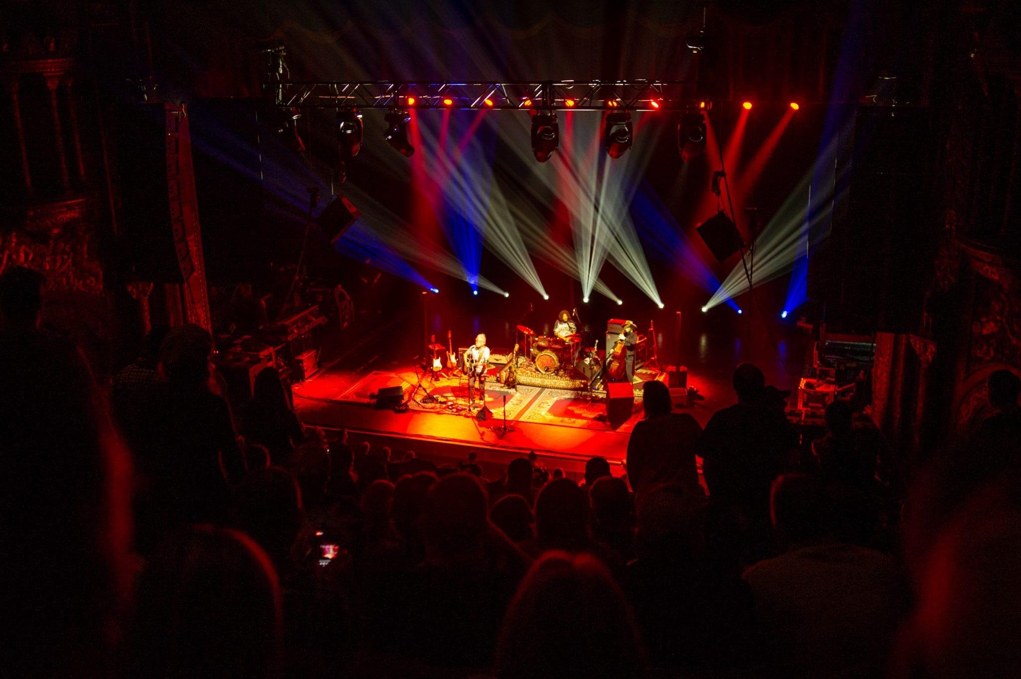Bob Weir & The Wolf Bros live in Syracuse