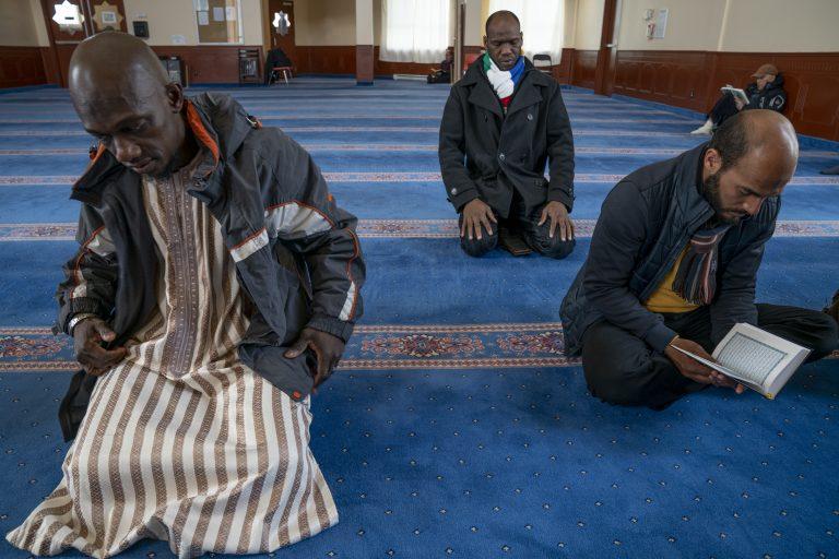 Quebec Borderlines Mosque