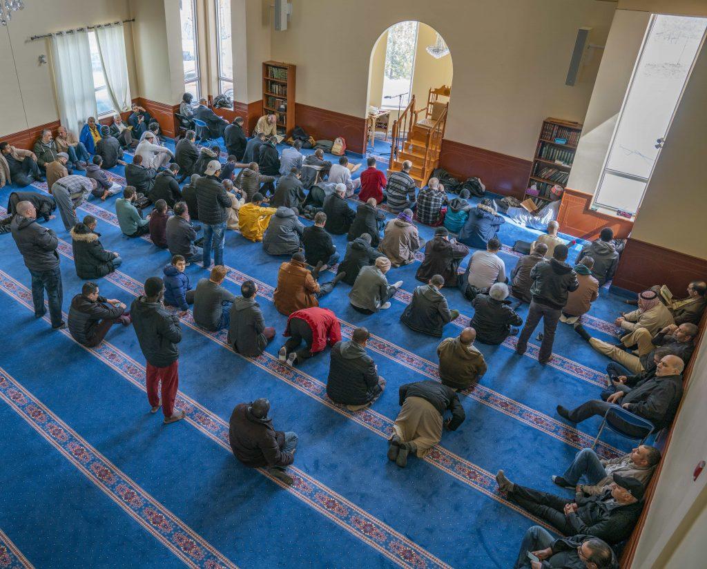 Quebec Mosque