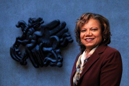 Lorraine Branham, Newhouse School dean