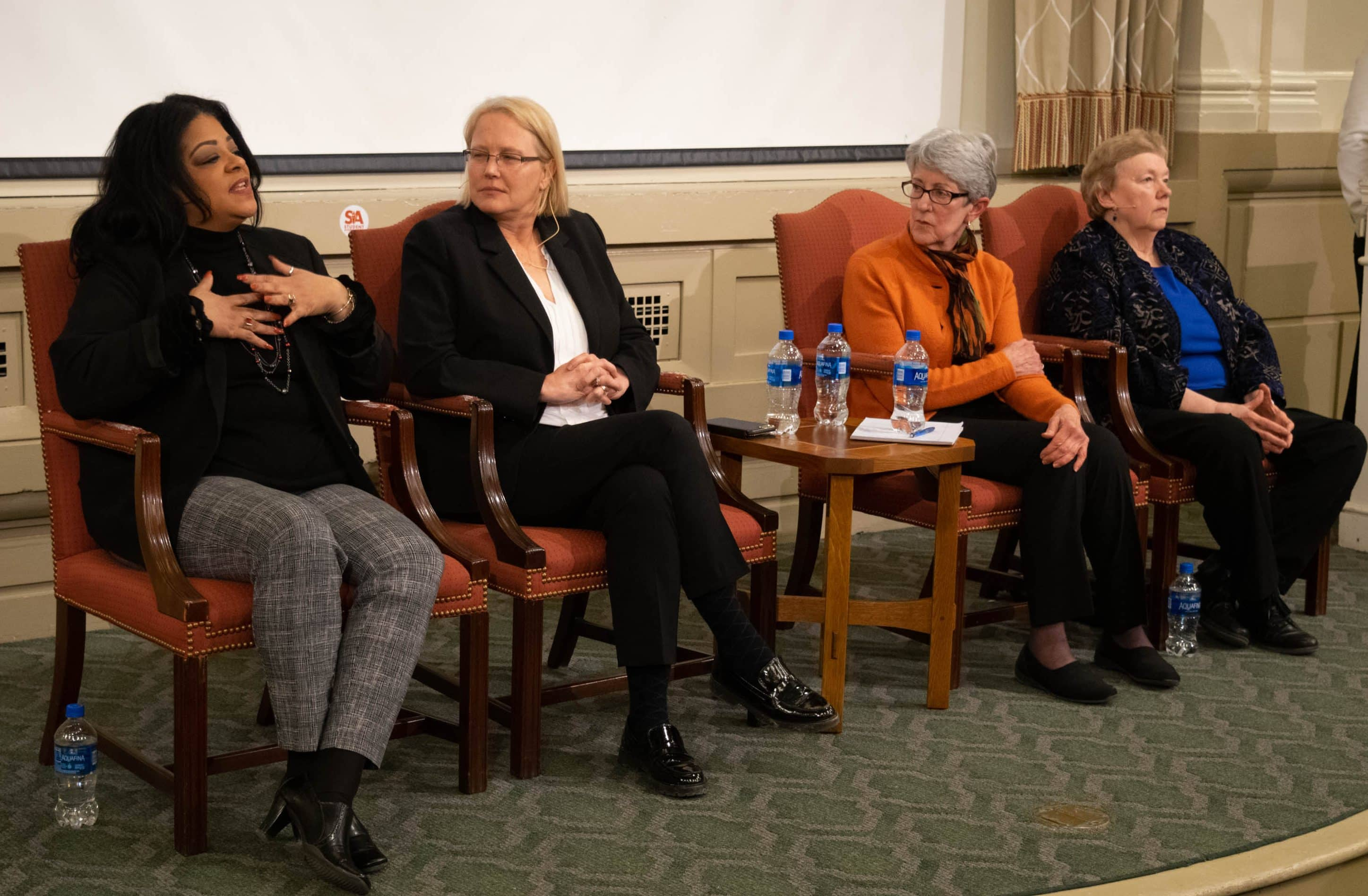 Women in Politics Panel - March 1, 2019 - Maxwell School