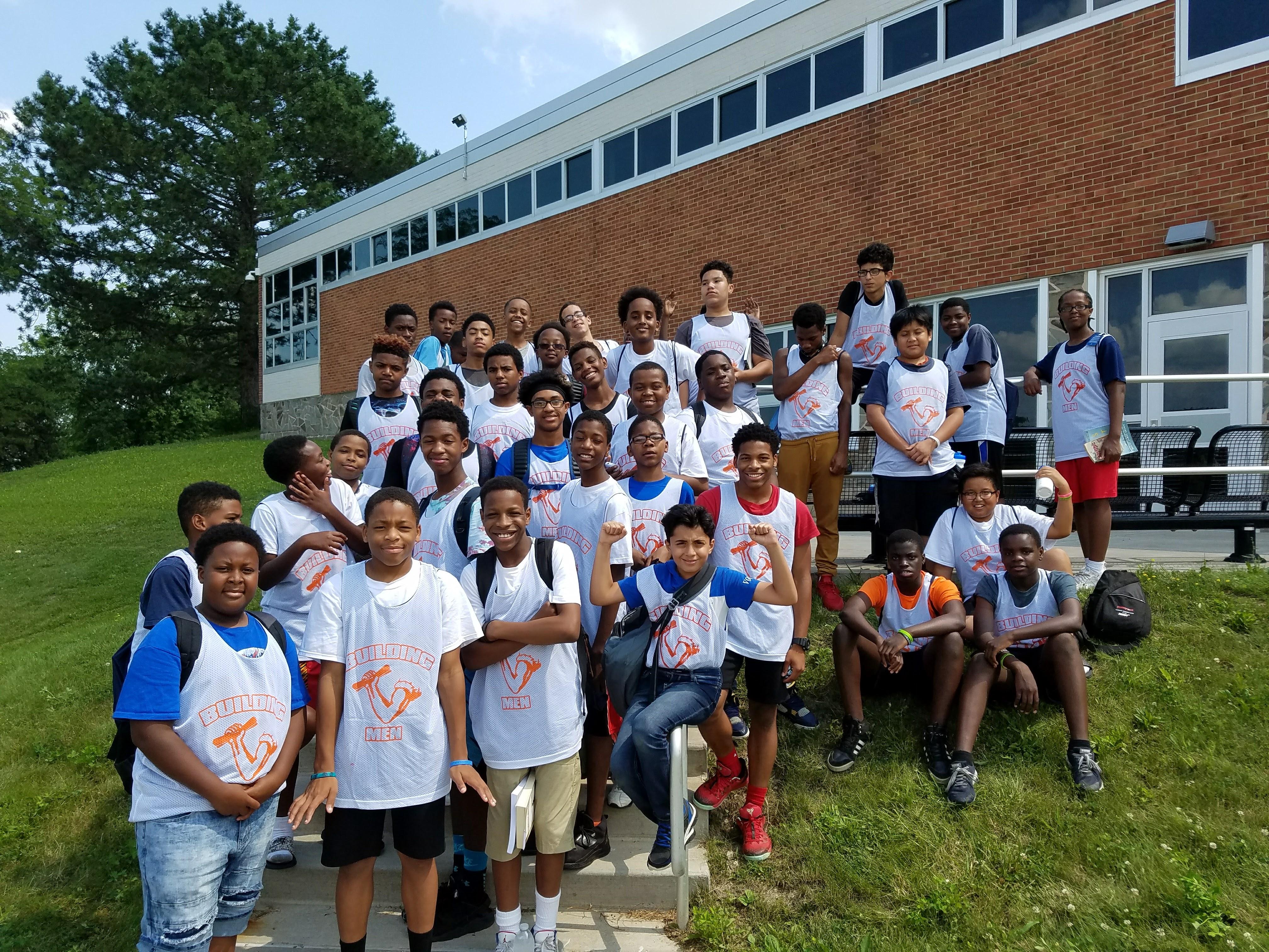 Building Young Men Program - Syracuse, New York