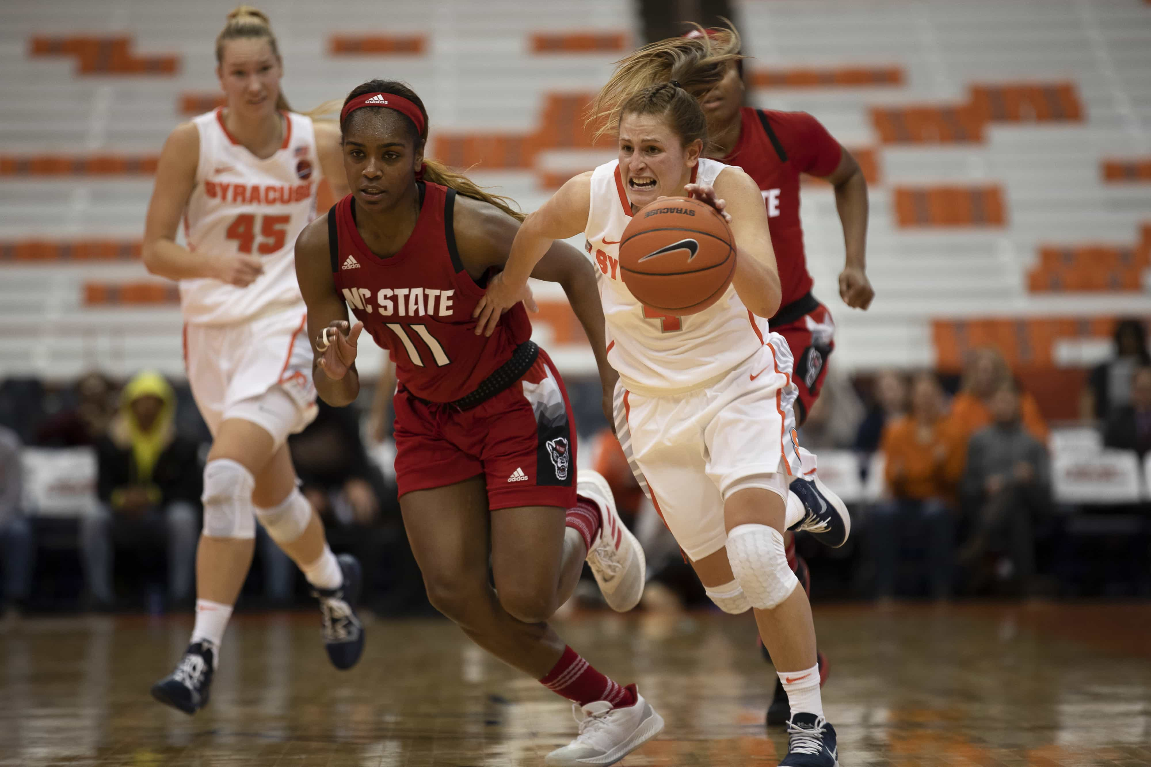 SU vs NC State Women's Basketball