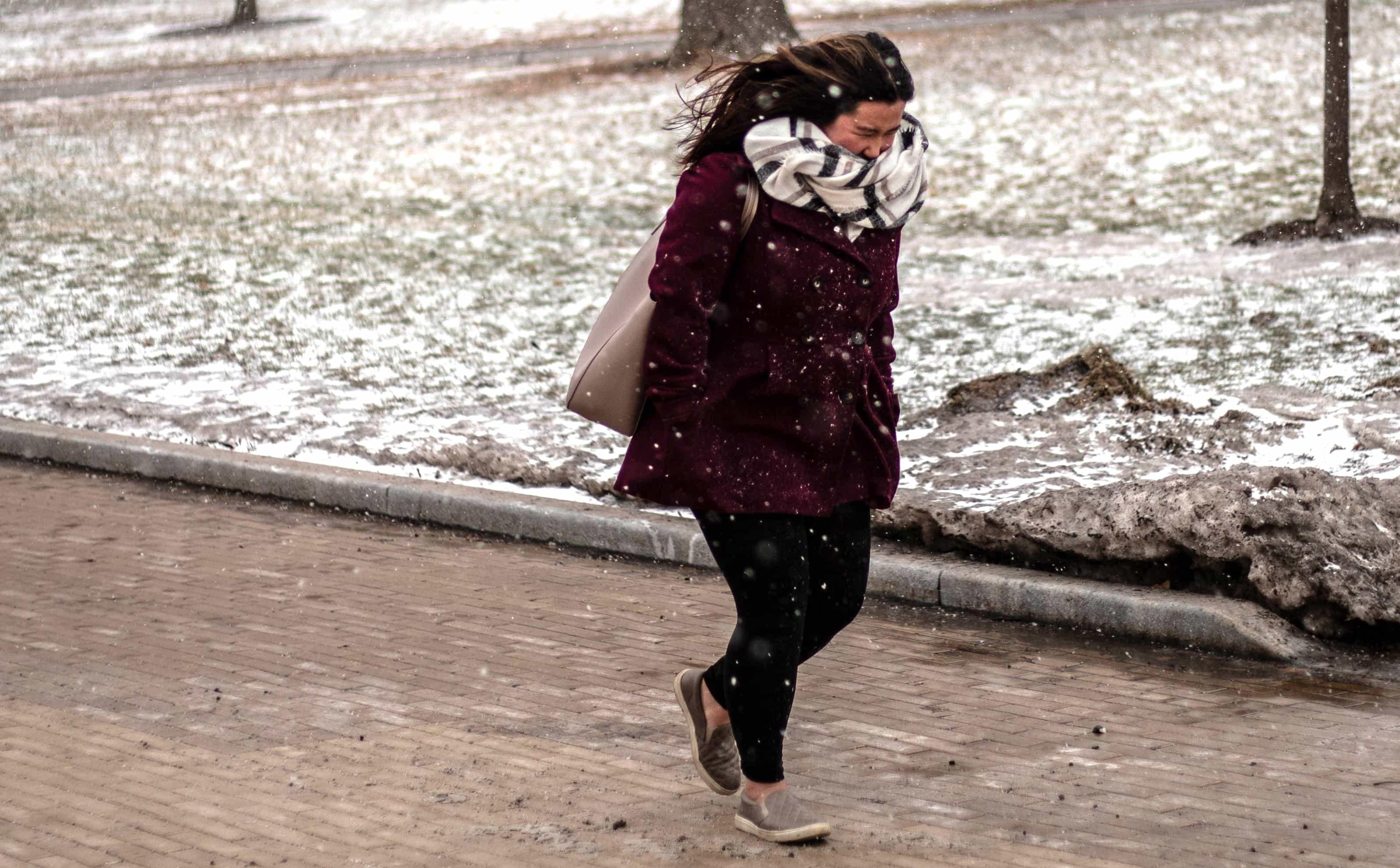 SU wind on Feb. 25